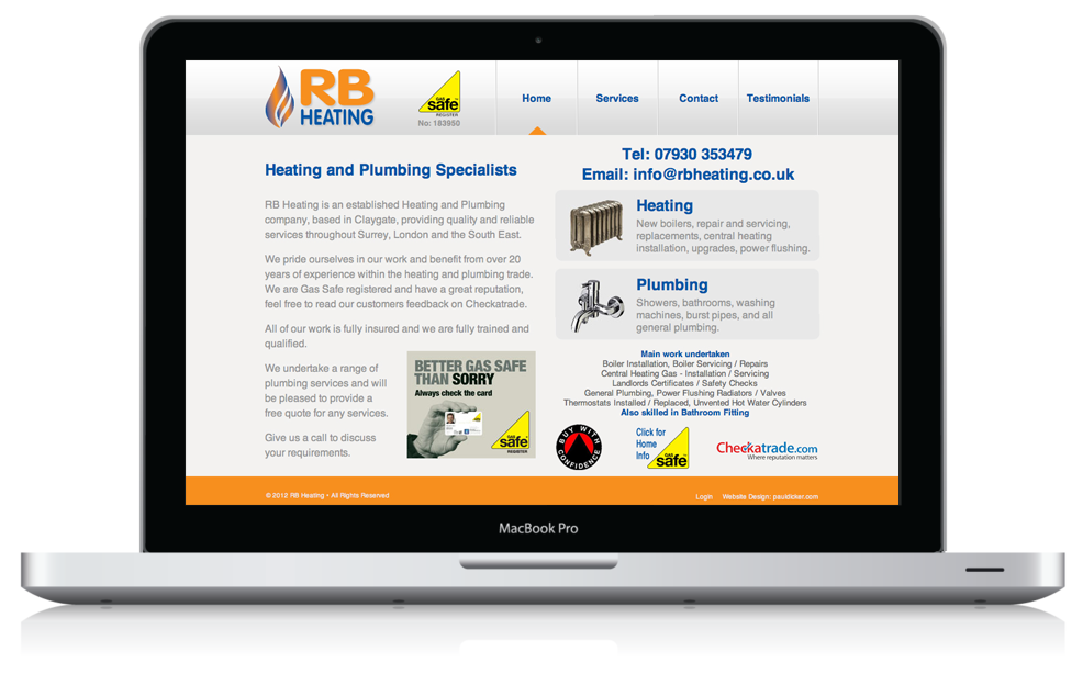 RB Heating