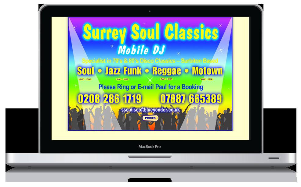 Surrey Soul Classics Disco