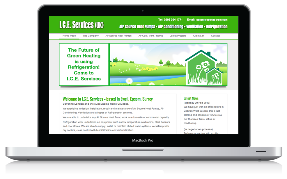 I.C.E. Services UK Ltd