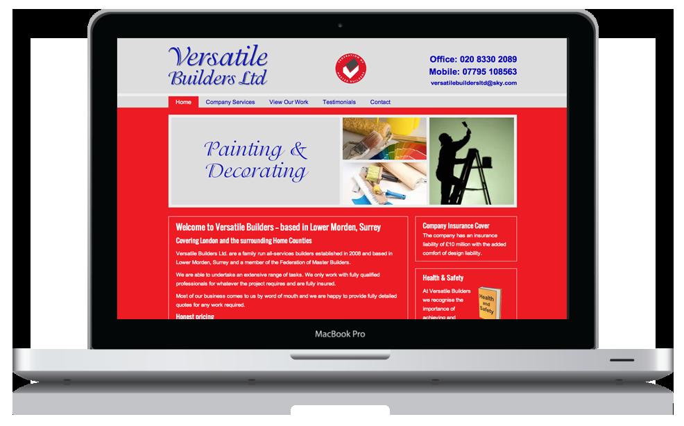 Versatile Builders Ltd